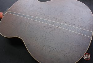 Guitarra clásica línea Lujo
