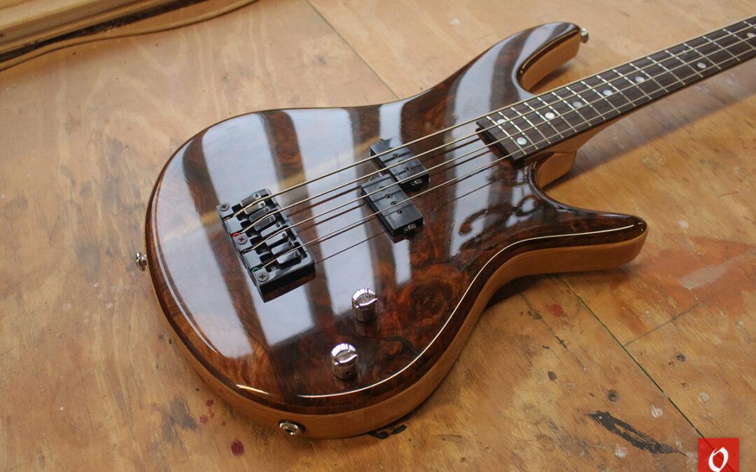 Modelo Precision Ash + Maple