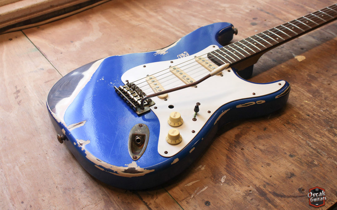 Stratocaster RT Retail
