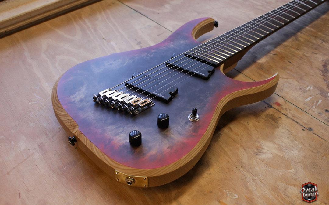 Modelo M3 7-string Baritone