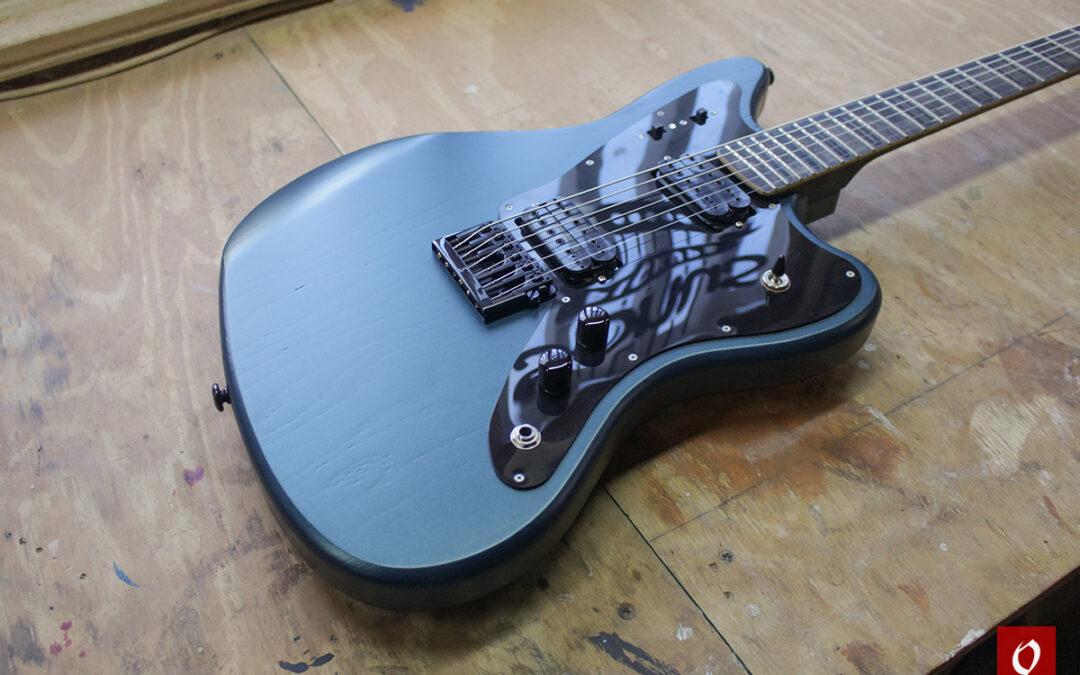 Jazzmaster Blue Turquoise