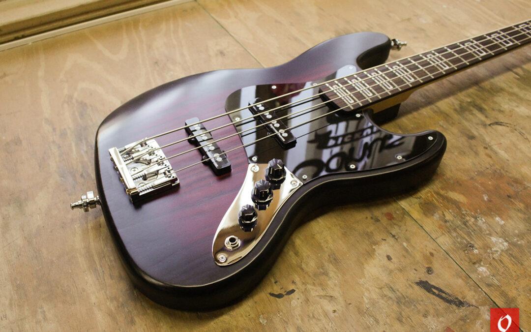 Jazz Bass ST Base