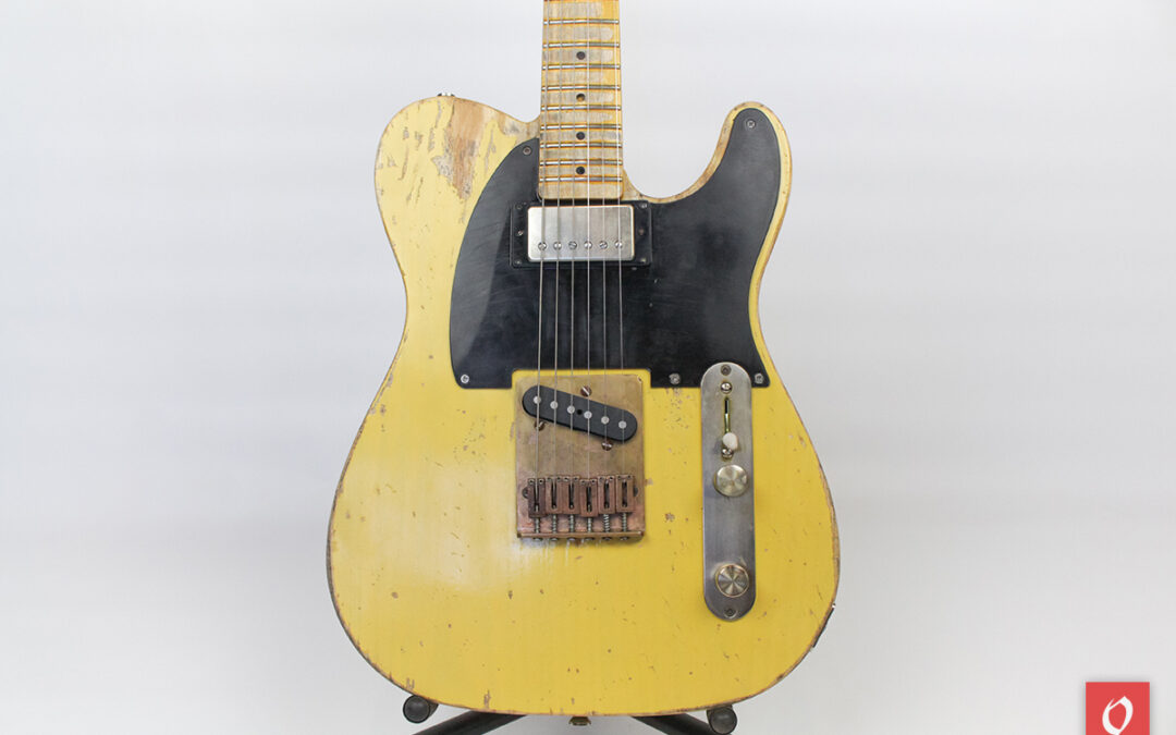 "Telecaster Replica ""Micawber"" de Keith Richards"